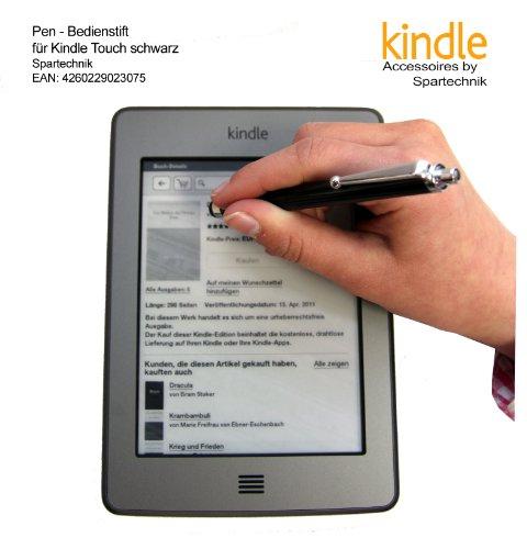 Pen - schwarz für Touchscreens