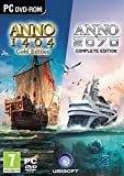 Anno 1404 Gold Edition and Anno 2070 Double Pack PC DVD