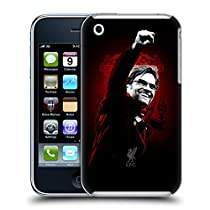Official Liverpool Football Club Klopp Red Pride Hard Back Case for Apple iPhone 3G / 3GS