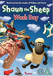 Shaun the Sheep - Wash Day [DVD]