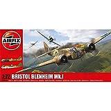Airfix 1: 72 Scale Bristol Blenheim MKI Bomber Model Kit