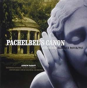 Pachelbel's Canon & Other Baroque Favorites