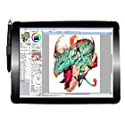Ugee 1200B Graphics Drawing Tablet Monitor 12 Inch (Black)