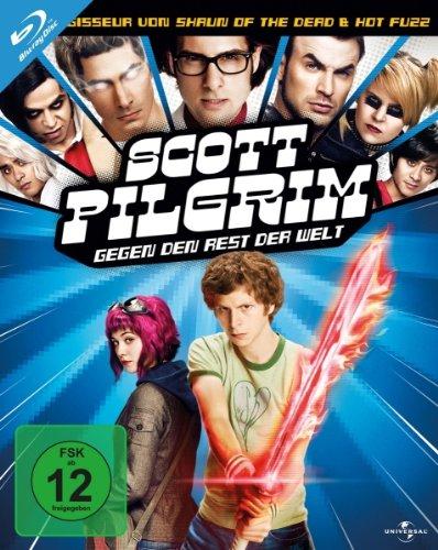 Scott Pilgrim gegen den Rest der Welt (Limited Edition) [Blu-ray]
