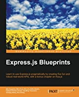 Express.js Blueprints Front Cover