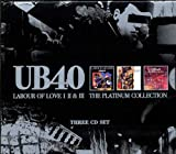 Labour of Love Vol.1-3: the Platinum Collection  - UB40
