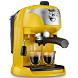 Kitchen - Delonghi ECC220 Pump Espresso Machine (Yellow)