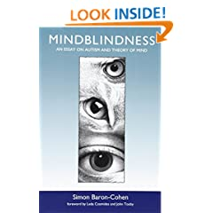 Mindblindness: An Essay on Autism and Theory of Mind