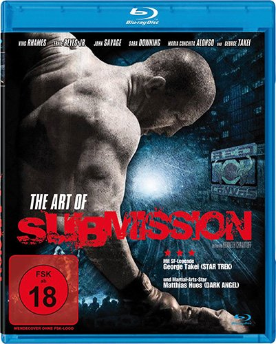 The Art of Submission [Blu-ray]
