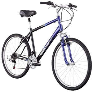 Diamondback 2013 Men's Wildwood Citi Classic Sport Comfort Bike with 26-Inch Wheels  (Blue, 15-Inch/Small)