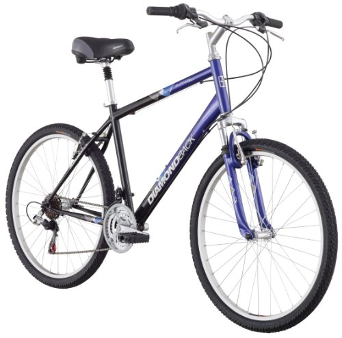 Diamondback 2013 Men's Wildwood Citi Classic Sport Comfort Bike with 26-Inch Wheels