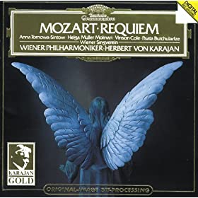 Mozart: Requiem (Karajan Gold Version)