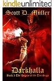 Darkhalla (Legacy of the Ten Series Book 3)