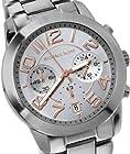 Michael Kors Mercer MK5725 Silver Watch
