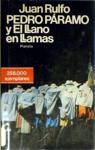 Pedro Paramo/El Llano En Llamas (Coleccion popular) (Spanish Edition)