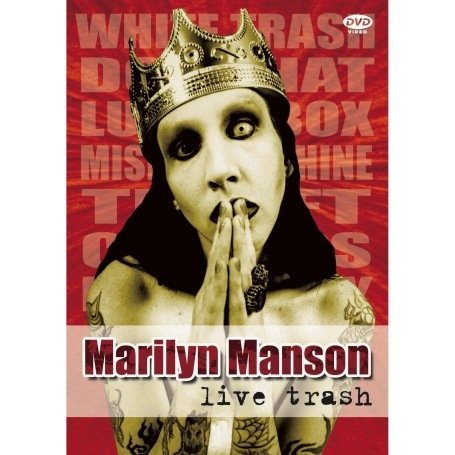 Marilyn Manson - Marilyn Manson - Live Trash [UK IMPORT] - Zortam Music