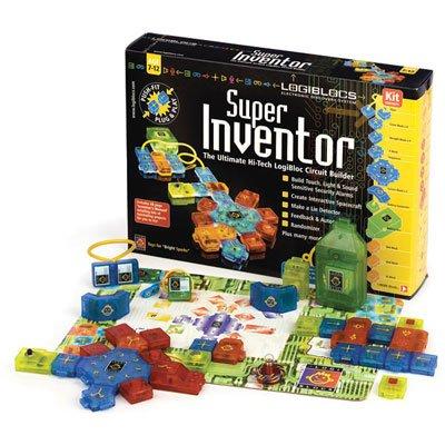 Logiblocs - Super Inventor