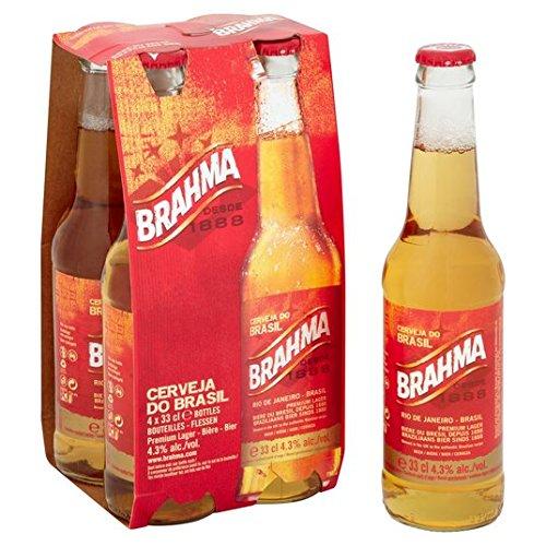 botellas-de-cerveza-brahma-de-brasil-4-x-330-ml