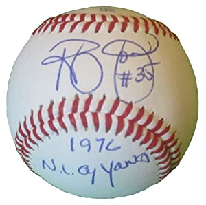 Randy Jones Autographed Signed ROLB Baseball Featuring 1976 NL Cy Young Inscription!... by Southwestconnection-Memorabilia