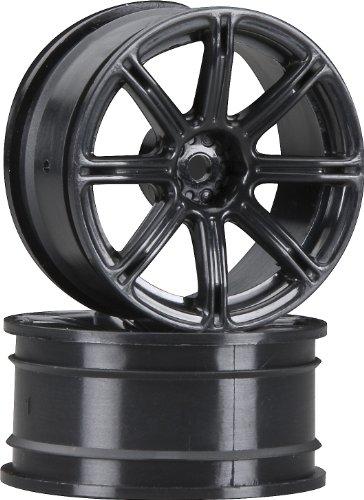 WORK Emotion XC8 wheel 26mm black (3mm offset) 3306...