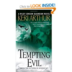 Tempting Evil (Riley Jensen, Guardian 3) - Keri Arthur