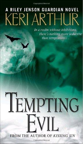 Image of Tempting Evil (Riley Jenson)