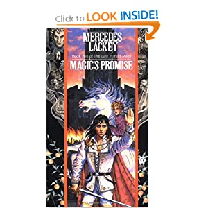 Magic's Promise (The Last Herald-Mage Series, Book 2) by Mercedes Lackey