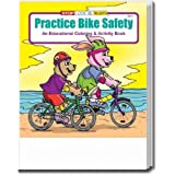 Bicycle Safety Pocket and Activity Guide Trade Show Giveaway