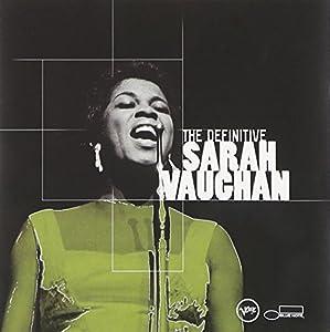 The Definitive Sarah Vaughan