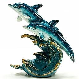 Glazed Blue Dolphin YX6306