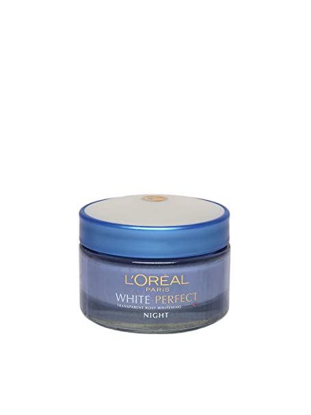L'Oreal White Perfect Fairness Revealing Soothing Night Cream