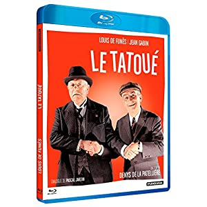 Le Tatoué [Blu-ray]