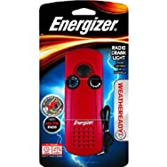 EnergizerWRRADCRKRadio Crank Light-RADIO CRANK LIGHT