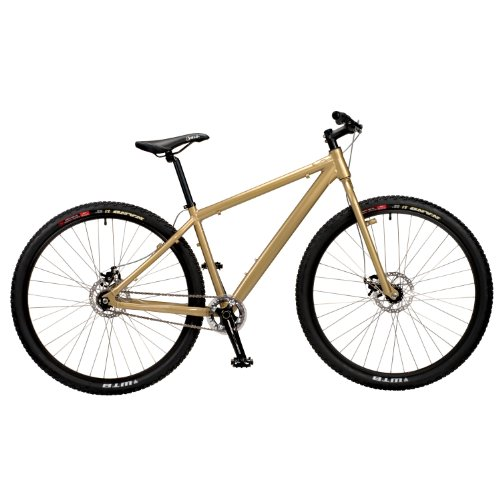 Nashbar Single-Speed 29er Mountain Bike - 21