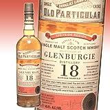 ダグラスレイン グレンバーギ 18年 オールドパティキュラー 1995 48.4% 700ml イギリス・スコットランド グレンバーギ蒸留所 ボトラーズ ウイスキー シングルモルト スコッチ