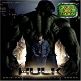 The Incredible Hulk by Various Soundtrack edition (2008) Audio CD