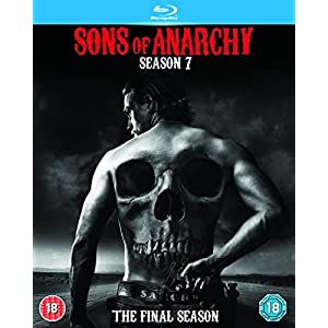 Sons of Anarchy [Blu-ray] [Import anglais]