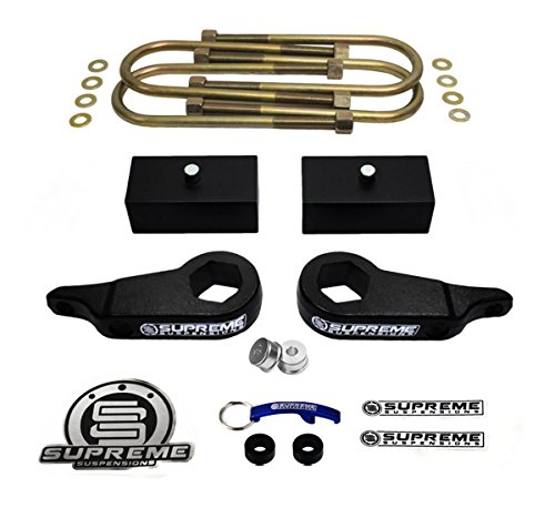 Supreme Suspensions - Ranger Lift Kit Full Suspension Lift Adjustable 1 - 3