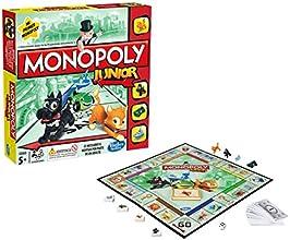 M.B. Juegos - Monopoly Junior (Hasbro A6984105)