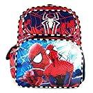 "Spiderman 12"" Toddler Size Backpack"
