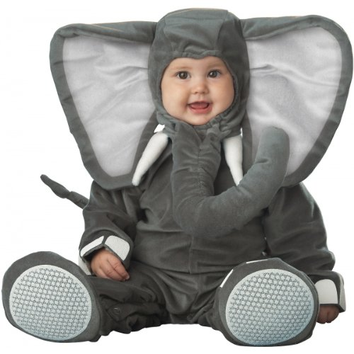Lil' Elephant Costume - Infant Small