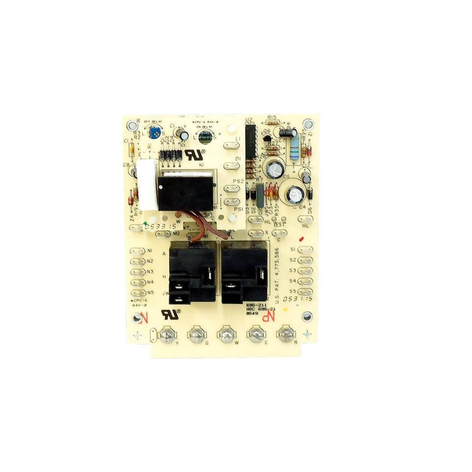 695 211 I Rheem Oem Replacement Furnace Control Board On Popscreen Icm289 Icm Controls Module