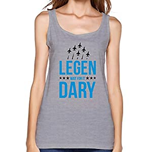Women's Make Your Legendary Vintage Tank Tops