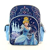Princess - Cinderella 12 Toddler Size Backpack - Glass Castle