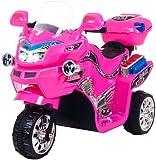 Lil' Rider 80-KB901Y FX 3 Wheel Battery Powered Bike, Pink
