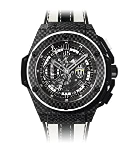 Hublot King Power Juventus 48 mm. Limited Edition 200 Pieces 716.QX.1121.VR.JUV13