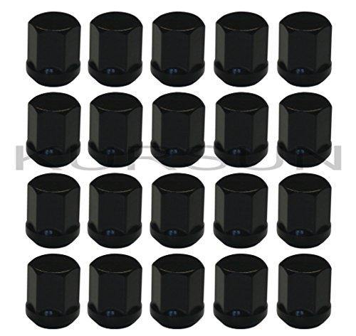 20-radmutter-m12x15-schwarz-verzinkt-kegelbund-geschlossen-ford-ranger-mutter