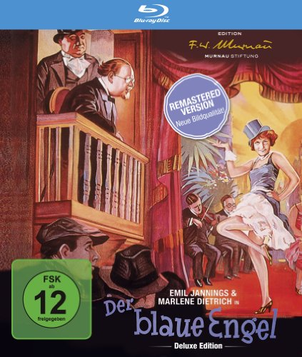 Der blaue Engel - Remastered [Blu-ray] [Deluxe Edition] [Deluxe Edition]