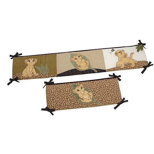 Disney Baby - Lion King 4-Piece Bumper front-200996