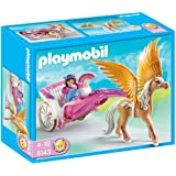 Playmobil 626700 - Princesas Pegaso Con Carruaje